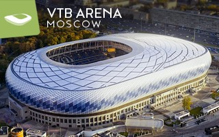 New stadium: VTB Arena