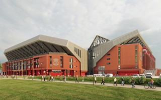 Liverpool: Anfield Road expansion could begin this year