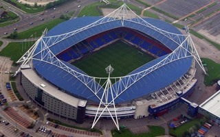 England: Bolton Wanderers considered sealing off the upper tier