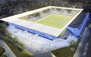 Italy: Pisa stadium moving forward