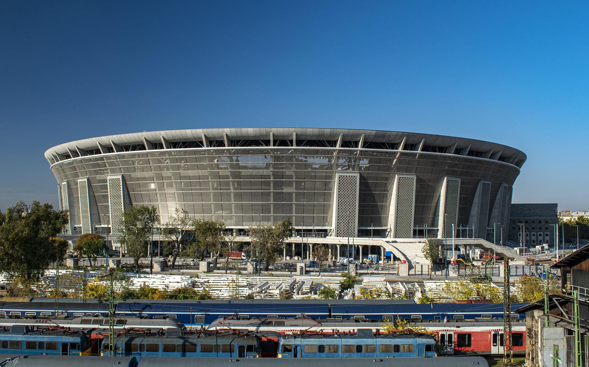 Stadion Ferenc Puskas / Puskas Arena