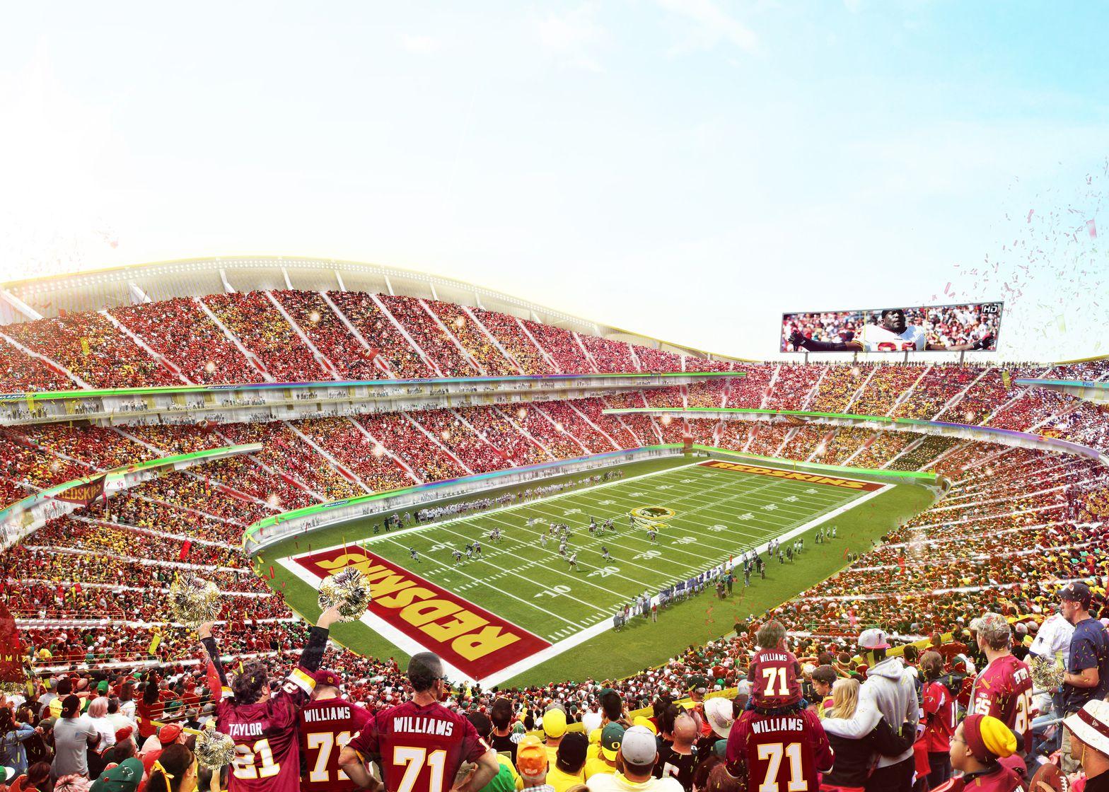 Redskins Stadium
