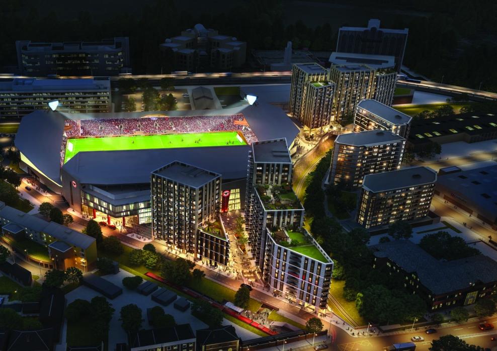 Brentford FC stadium