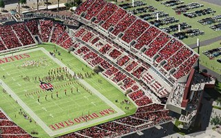 Funding for new SDSU Stadium in Mission Valley approved