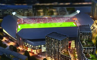 London: Brentford FC relocation on hold