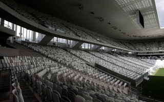 France: Bordeaux stadium too big, time for reduction