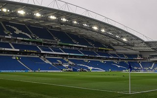 England: Brighton put stadium expansion on hold
