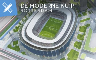 New design: Plan B for Feyenoord, though not official