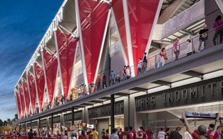 California: Sacramento Republic's stadium still on schedule