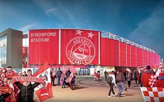 Scotland: Aberdeen postpones new stadium indefinitely