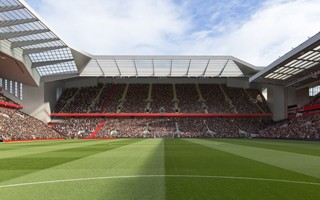 Liverpool: Anfield expansion on 12-month hold