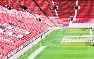Manchester: United secure safe standing section for Old Trafford