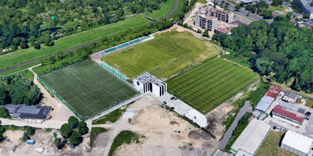 Stadion Garbarni