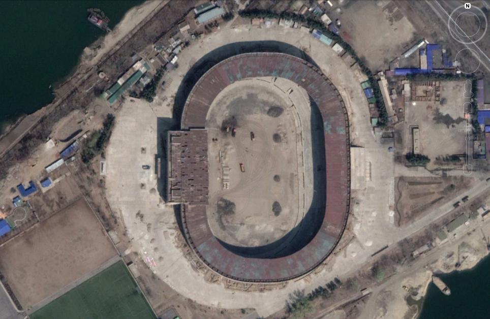 Yanggakdo Stadium