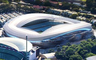 Australia: Sydney Football Stadium on track despite pandemic