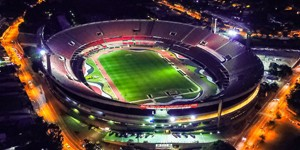 Sao Paulo: Lucky them for not hosting the World Cup