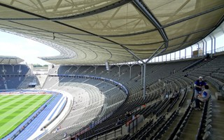 Berlin: Hertha's 2025 relocation in doubt