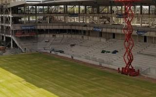 London: Wimbledon sign final construction contract