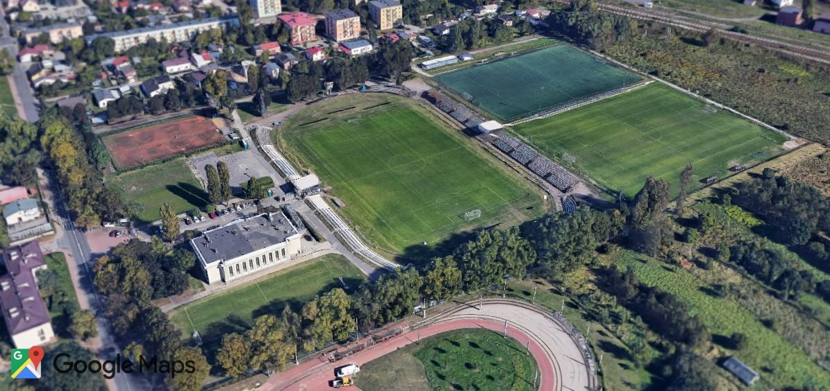 Stadion Rakowa Częstochowa