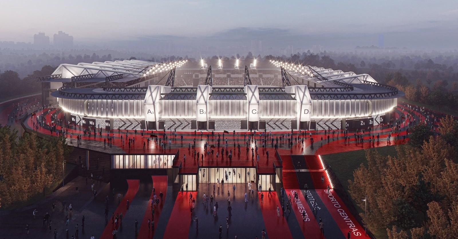 Nacionalinis Stadionas