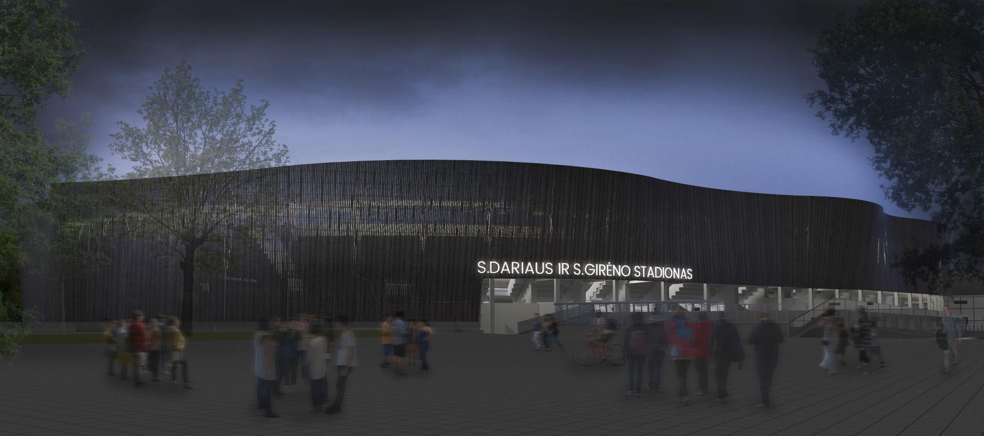 S. Dariaus ir S. Gireno Sporto Centras