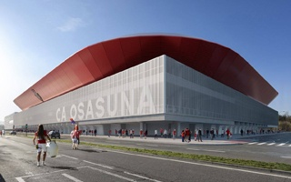 Spain: Osasuna presents updated design