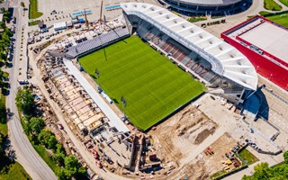 Poland: ŁKS stadium should be ready 6 months ahead of schedule