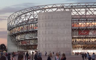 Rotterdam: Refined Feyenoord City design presented