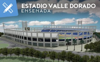 New design: No team, no league, but the stadium concept is here