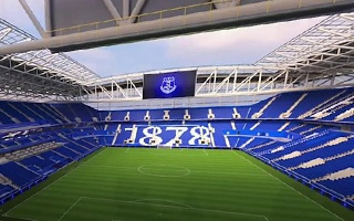 Liverpool: Pattern to take over Everton stadium design