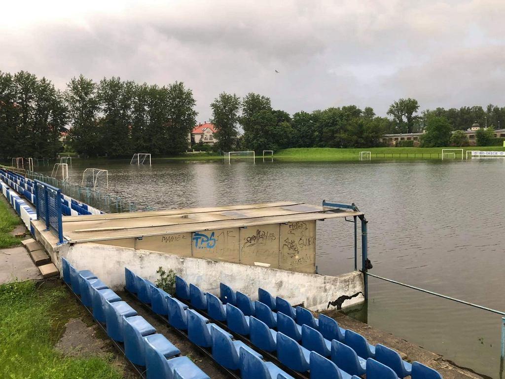 Stadion RKS Okęcie