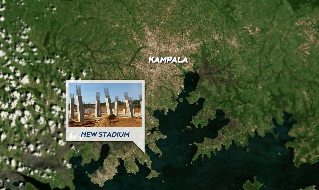 new stadium Uganda