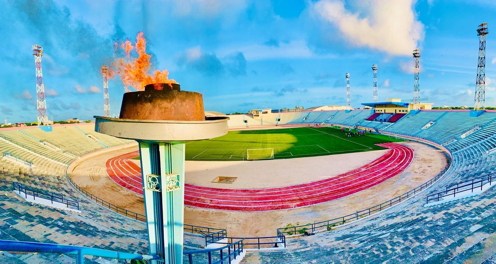 Muqdisho Stadium