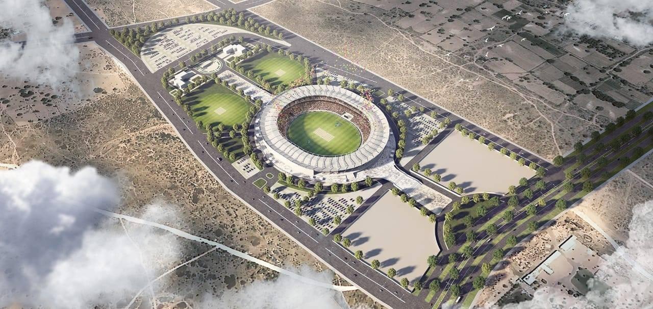 Rajasthan Cricket Stadium