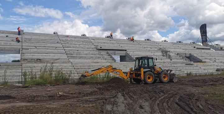 Stadion w Radomiu