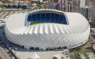 Georgia: Batumi Stadium officially delivered
