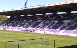 Antwerp: Beerschot confirm new stadium talks