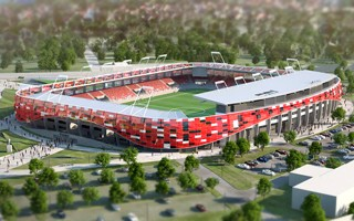 Budapest: Honved stadium subsidised with funding for COVID-19 mitigation
