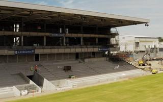 London: AFC Wimbledon secure full stadium funding