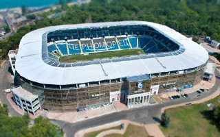 Ukraine: Chernomorets stadium auctioned for close to nothing