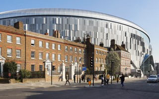 London: Spurs moving forward with northern development