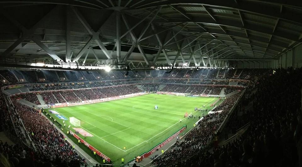 stadium covid