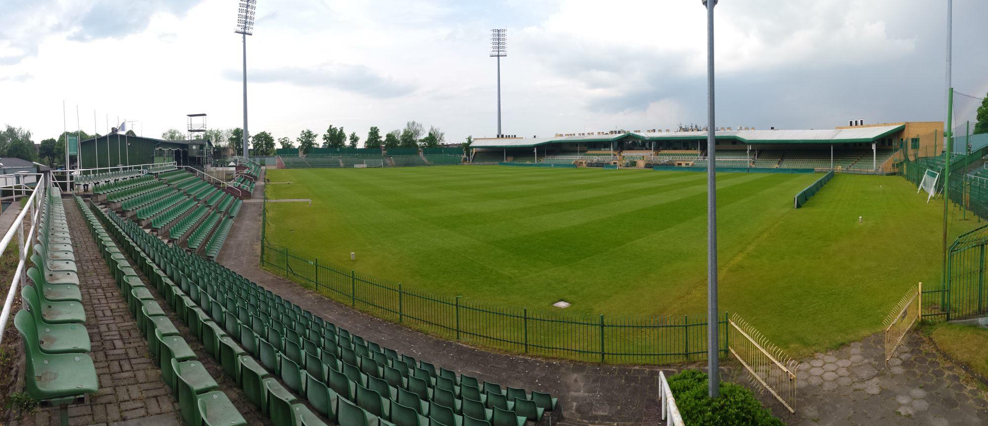 Stadion w Grodzisku Wielkopolskim