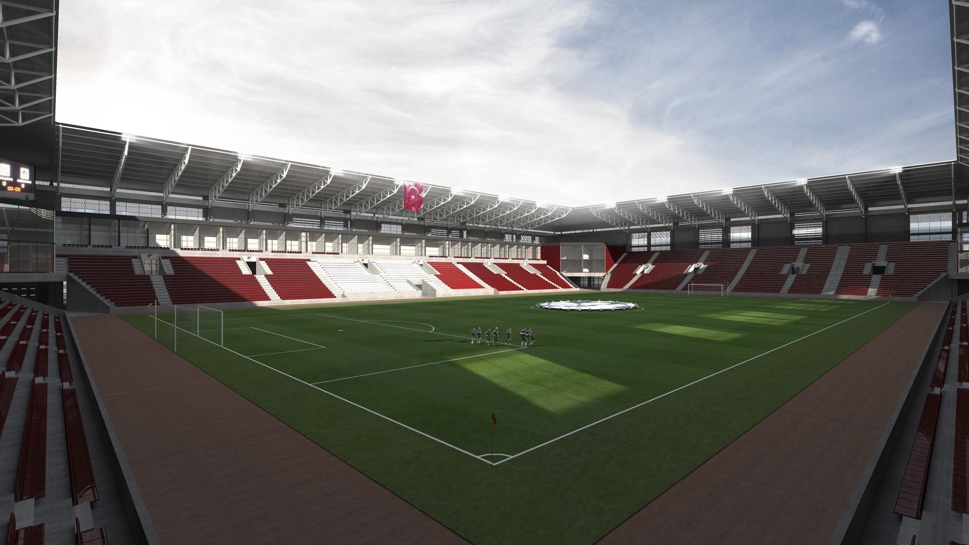 Yeni Elazig Stadyumu