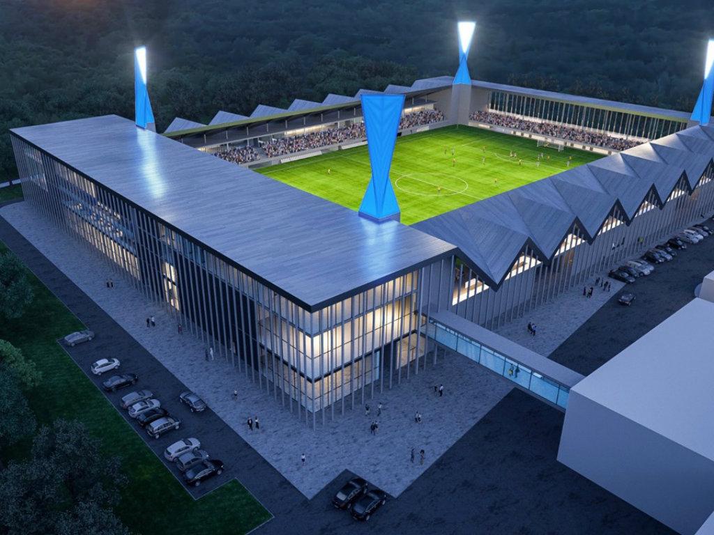 Centralni Stadion FK TSC Baćka Topola