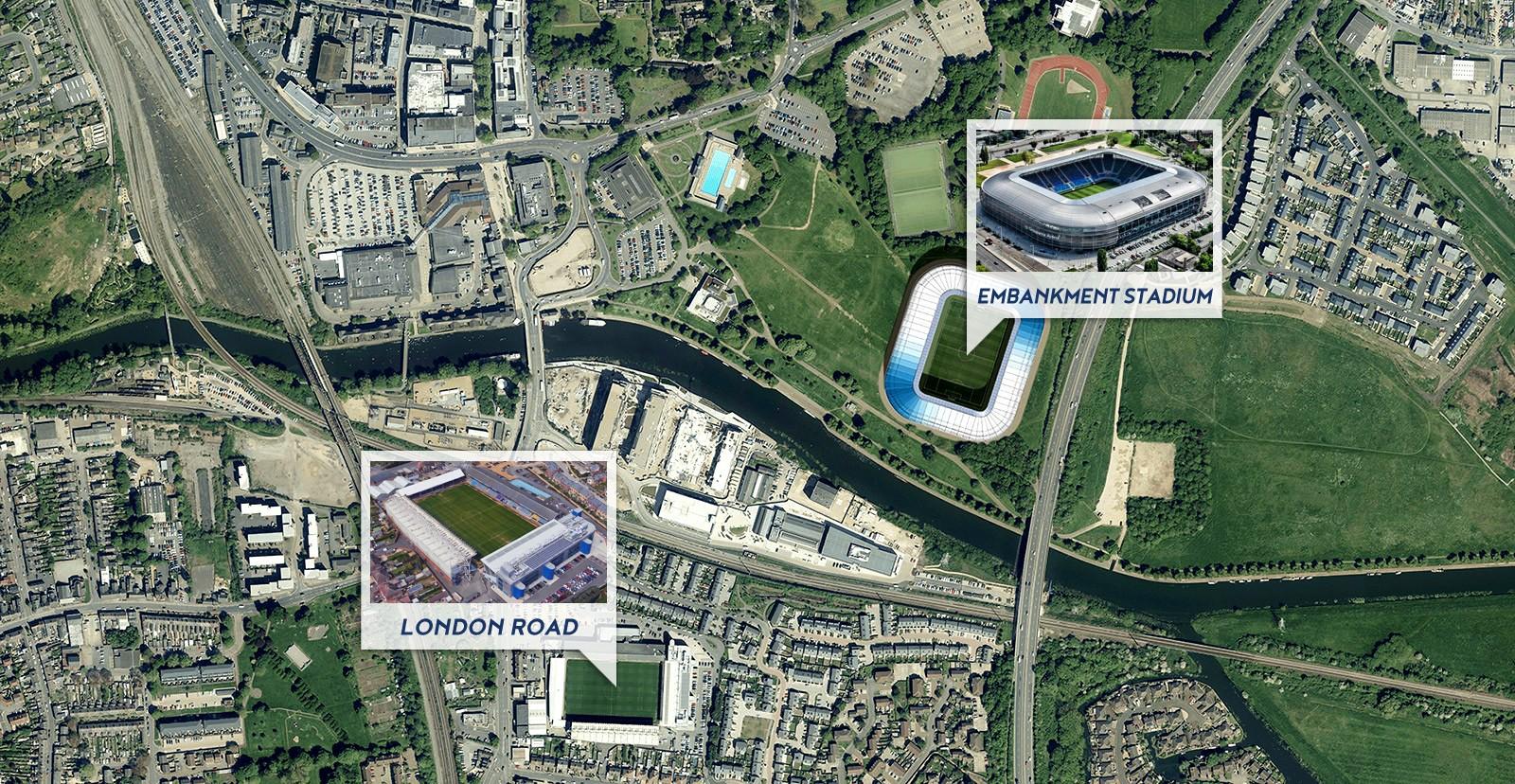 new Peterborough stadium