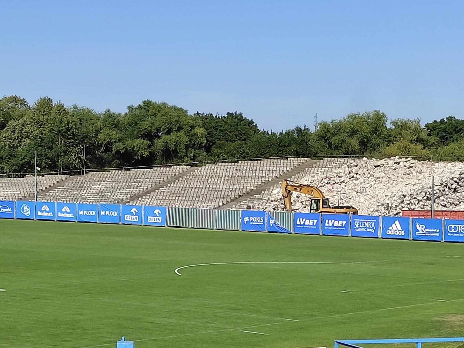 Stadion im. Kazimierza Górskiego w Płocku