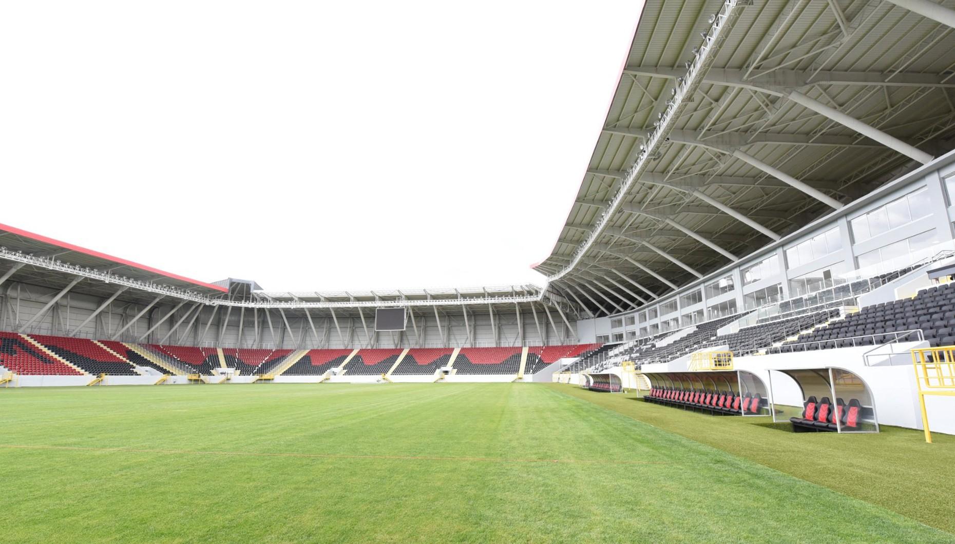Yeni Çorum Stadyumu