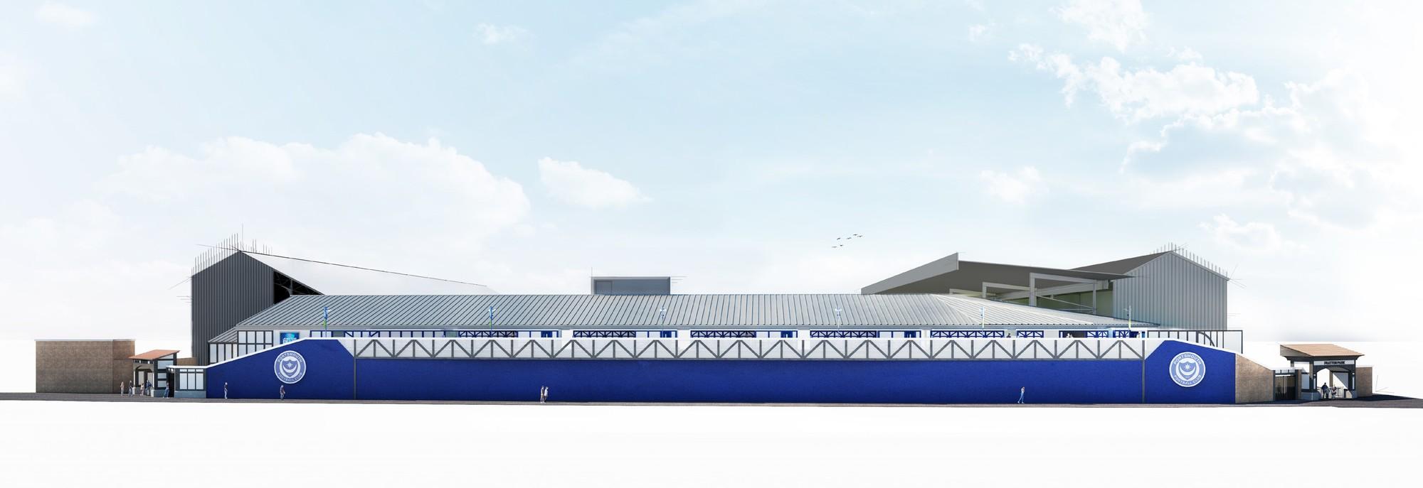 Fratton Park expansion plans