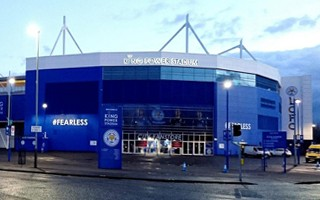 """England: Leicester hit """"brief pause"""" on expansion plans"""